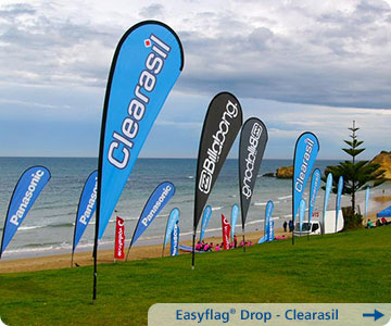 Beach-flag-Clearasil