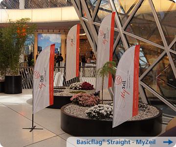 Beachflag-Myzeil