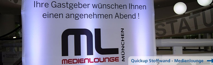 Faltwand-Messestand-Medienlounge