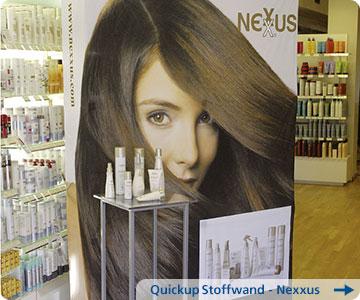 Messestand-Nexxus