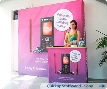 Messestand-Sony