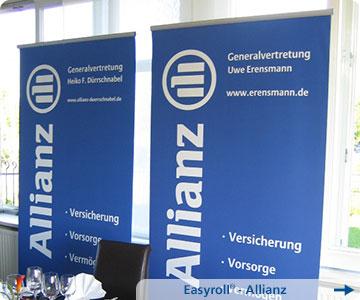 Roll-Up-Allianz