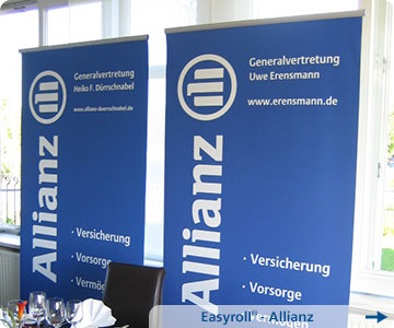 Roll-Up-Allianz