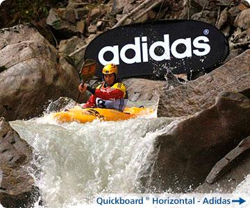 Werbebanner-Adidas