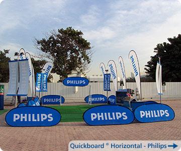 Werbebanner-Philips