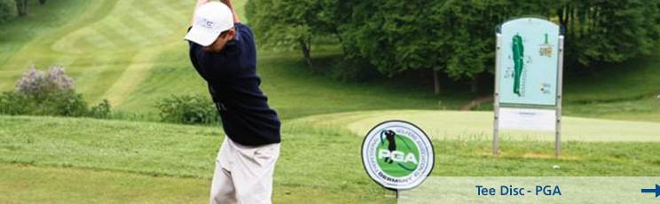 Werbedisplay-Golf-PGA
